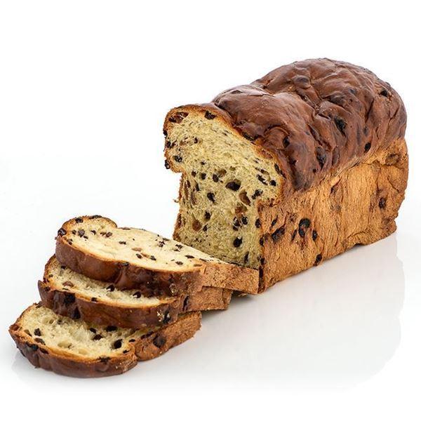Afbeelding van 1/2 krentenbrood