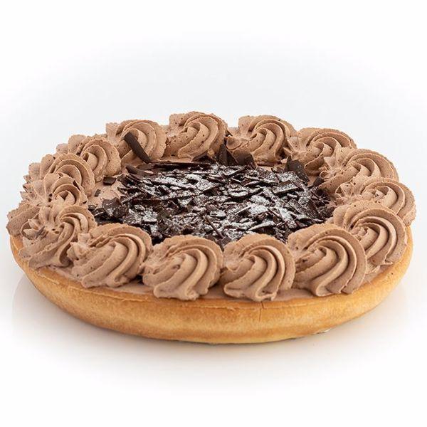Afbeelding van Chocolade vlaai speciaal