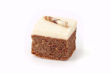 Afbeeldingen van Carrot cheesecake