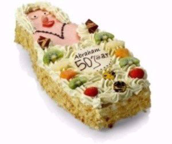 Afbeelding van Abraham taart